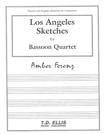 LOS ANGELES SKETCHES (score & parts)