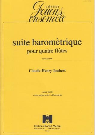 SUITE BAROMETRIQUE