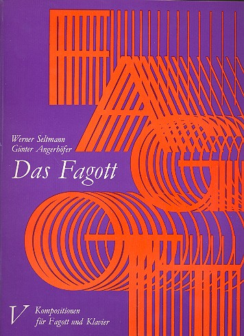 DAS FAGOTT Volume 5: Pieces