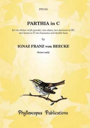 PARTHIA in C score