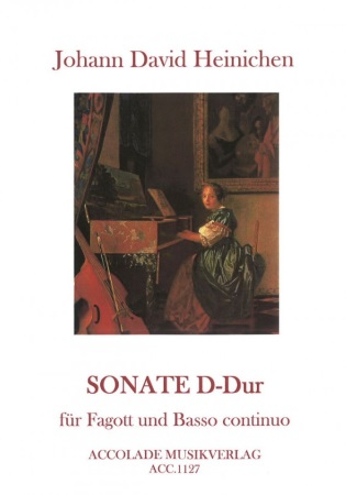 SONATA in D major
