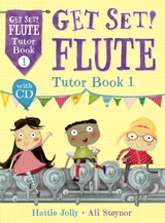 GET SET! Flute Tutor Book 1 + CD