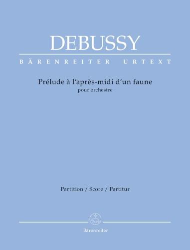 PRELUDE A L'APRES-MIDI D'UN FAUNE (full score)