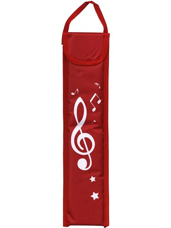 RECORDER BAG (Red)