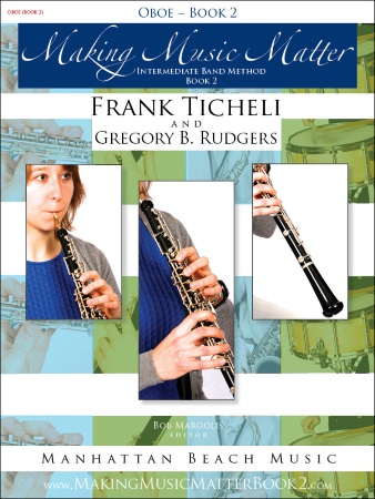 MAKING MUSIC MATTER Book 2 Oboe