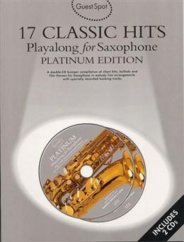GUEST SPOT 17 Classic Hits Playalong + CDs