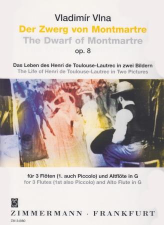 THE DWARF OF MONTMARTRE Op 8