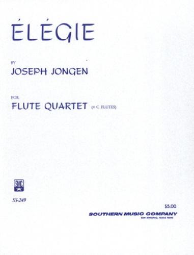 ELEGIE (score & parts)