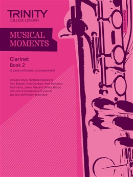MUSICAL MOMENTS Book 2