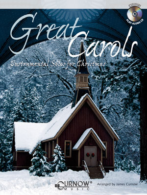 GREAT CAROLS + CD