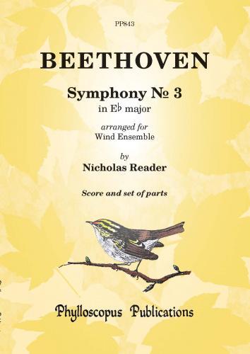 SYMPHONY No.3 (score & parts)