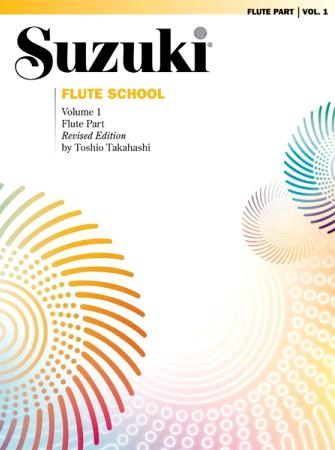 SUZUKI FLUTE SCHOOL Volume 1 Flute Part