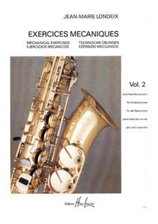EXERCISES MECHANIQUES Volume 2