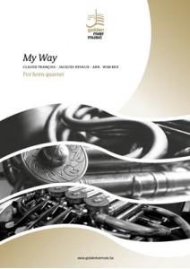 MY WAY score & parts