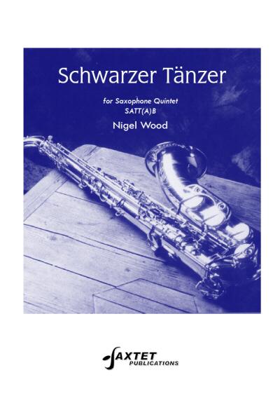 SCHWARZER TANZER (score & parts)