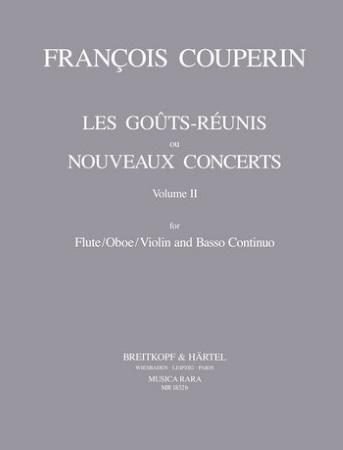 LES GOUTS REUNIS Volume 2