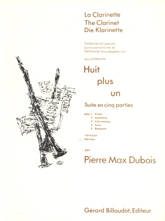 HUIT PLUS UN (set of  parts)