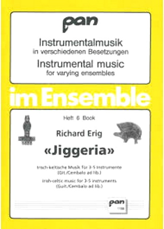 JIGGERIA: Irish/Celtic music playing score