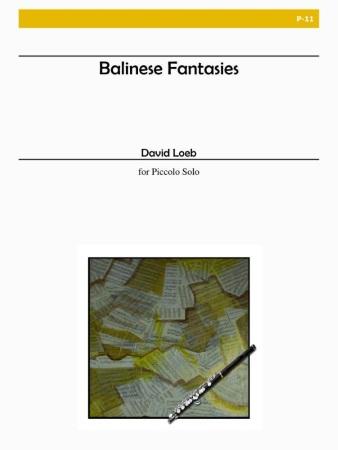 BALINESE FANTASIES