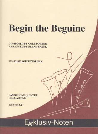 BEGIN THE BEGUINE score & parts