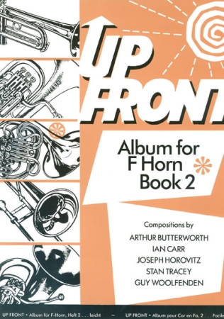 UP FRONT ALBUM Book 2