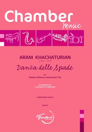 DANZA DELLE SPADE (score & parts)