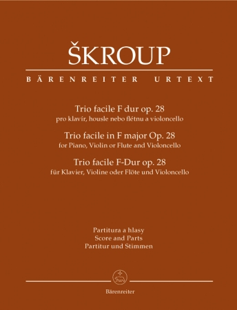 TRIO FACILE in F Op. 28