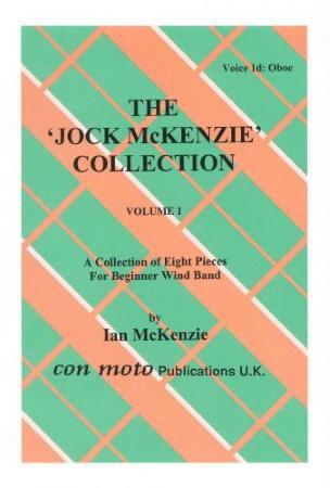 THE JOCK MCKENZIE COLLECTION Volume 1 BRASS BAND Part 2c F Alto