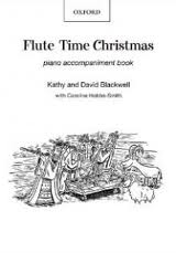 FLUTE TIME CHRISTMAS Piano Accompaniment