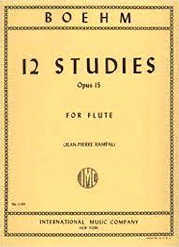 12 STUDIES Op.15