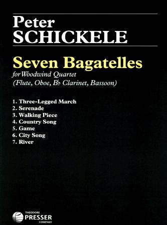 SEVEN BAGATELLES (score & parts)