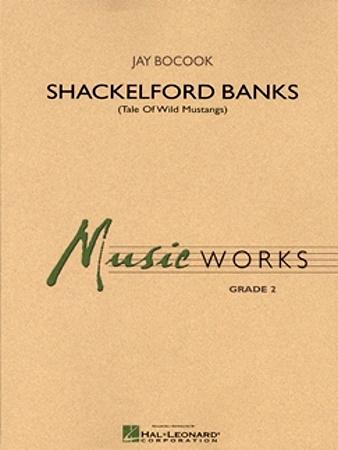 SHACKELFORD BANKS (TALE OF WILD MUSTANGS) (score)