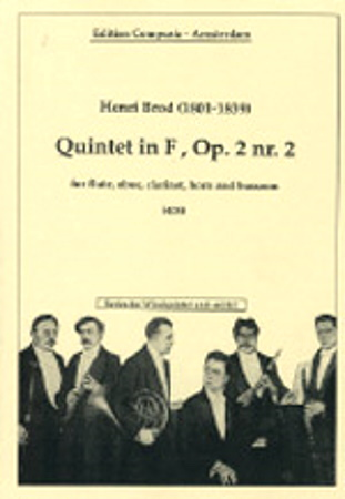 QUINTET in F Op.2/2