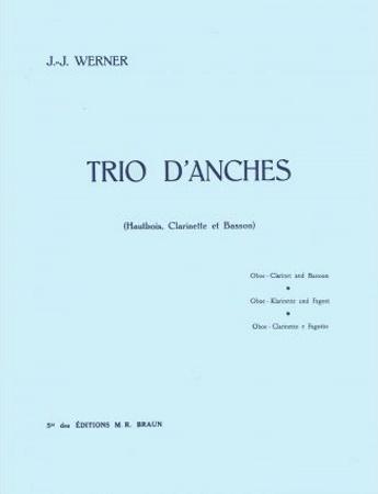 TRIO D'ANCHES