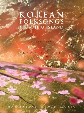 KOREAN FOLKSONGS FROM JEJU ISLAND (score & parts)