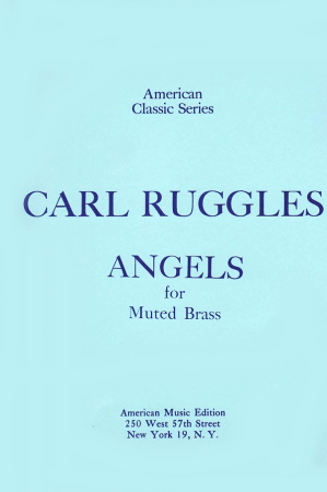 ANGELS for Muted Brass (set of parts)