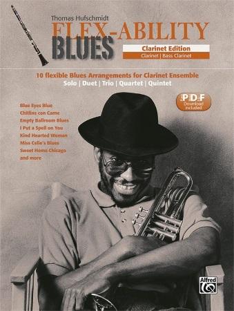 FLEX-ABILITY BLUES Clarinet Edition