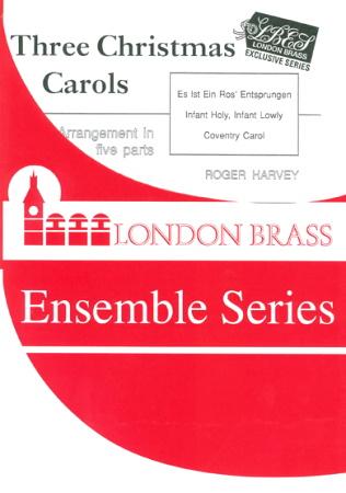 THREE CHRISTMAS CAROLS (score & parts)
