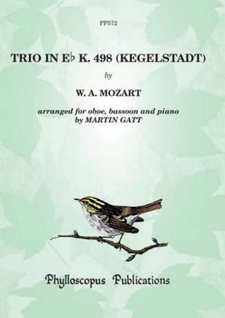 TRIO in Eb major K498, 'Kegelstadt'
