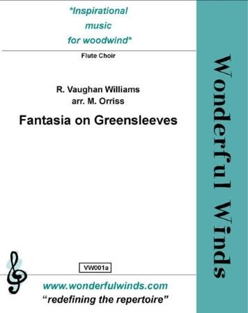 FANTASIA ON GREENSLEEVES (score & parts)
