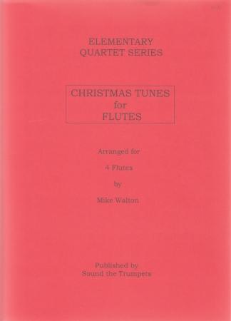 CHRISTMAS TUNES for Flutes (score & parts)