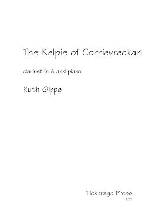 THE KELPIE OF CORRIEVRECKAN Op.5b