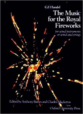 MUSIC FOR THE ROYAL FIREWORKS parts
