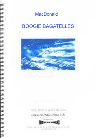 BOOGIE BAGATELLES (score & parts)