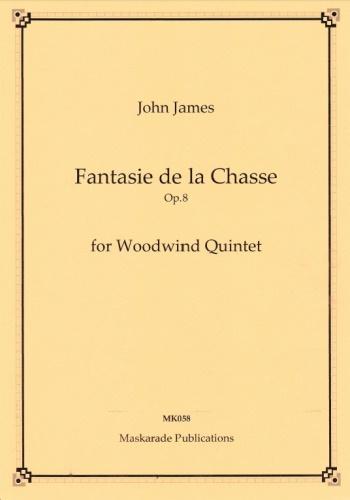 FANTASIE DE LA CHASSE (score & parts)