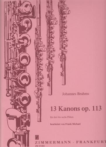 13 KANONS Op.113