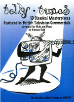 TELLY TUNES 10 classical masterpieces