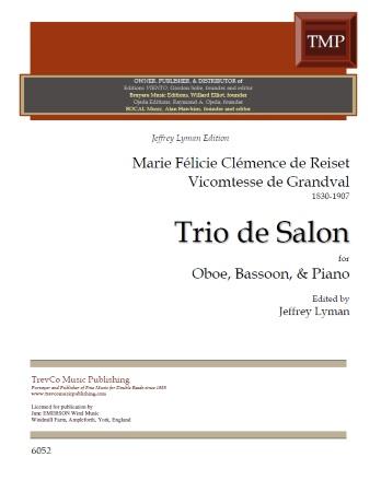 TRIO DE SALON
