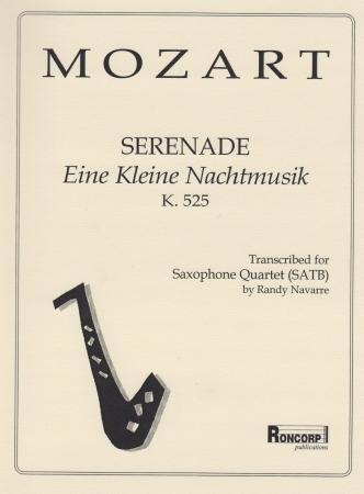 SERENADE Eine Kleine Nachtmusik K525