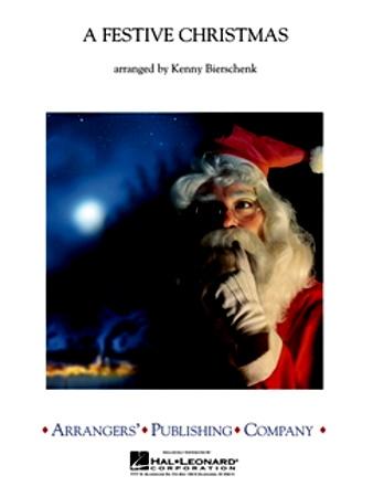 A FESTIVE CHRISTMAS (score & parts)